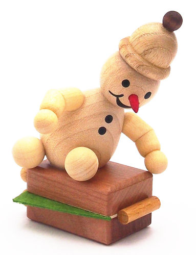 Wagner Schneemann Junior auf Reisen - Exclusivedition Fachhandelsring
